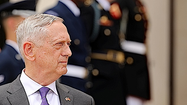 If Trump Gets Rid of Mattis, It Would Be a Nightmare. Well, More of a Nightmare.