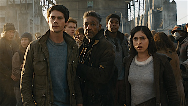 <i>Maze Runner: The Death Cure</i>