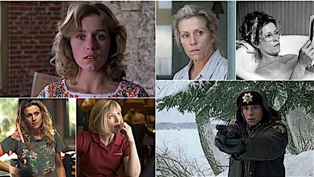 The Top 10 Frances McDormand Performances