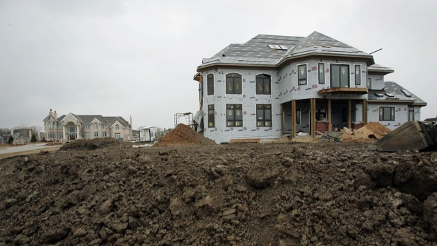 The Future That Wouldn't Die: The McMansion's Resurrection
