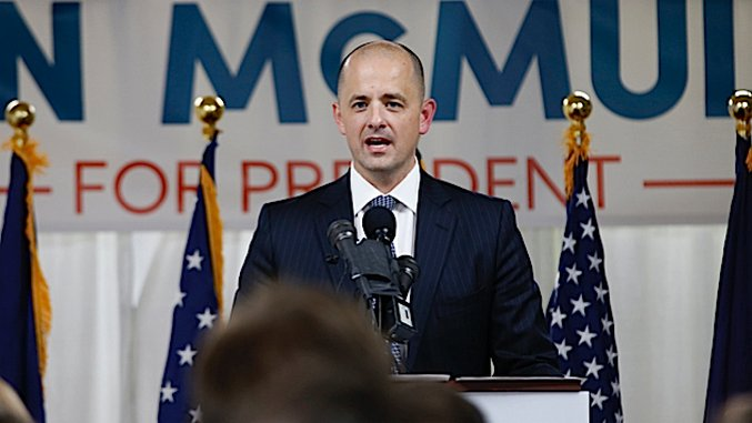Meet Evan McMullin, Who Could Be the Next President...of Utah