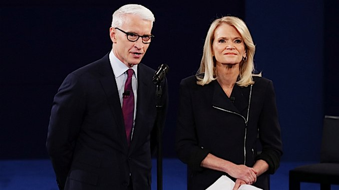 With Zero Questions On Campaign Finance at the Debate, Mainstream Media's Failure is Our Misfortune