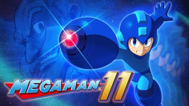 <i>Mega Man 11</i> and More Announced During <i>Mega Man</i> 30th Anniversary Stream