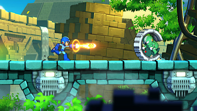 <i>Mega Man 11</i> Gearing up for an October Release