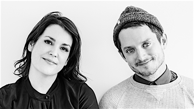 Elijah Wood and Melanie Lynskey Sure <i>Seem</i> Like They Feel at Home in the World