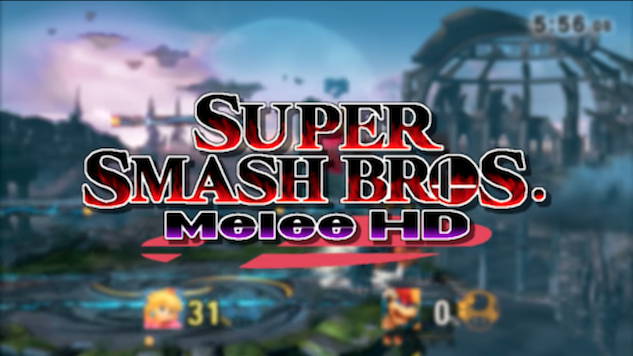 This <i>Super Smash Bros. for Wii U</i> Mod Will Basically Be <i>Melee</i> HD