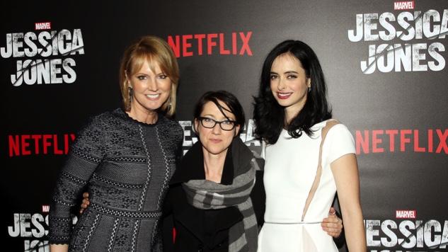 <i>Jessica Jones</i> Creator Melissa Rosenberg to Leave the Series After Third Season