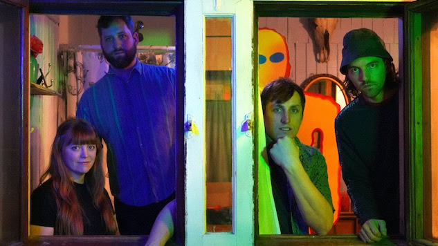 Melkbelly Share Animated Video for New Single &#8220;LCR,&#8221; Announce Forthcoming Album <i>PITH</i>