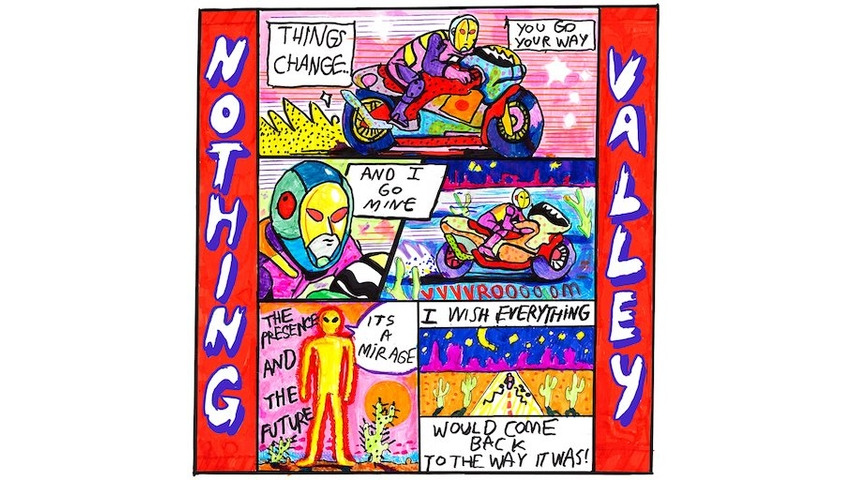 Melkbelly: <i>Nothing Valley</i> Review