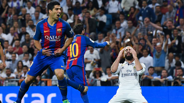 Hudson and Phil's El Clasico Messi Call Excerpts, Ranked