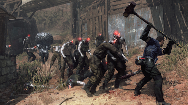 The Bizarre <i>Metal Gear Survive</i> Will Release in February