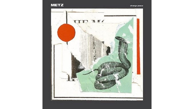 METZ: <i>Strange Peace</i> Review