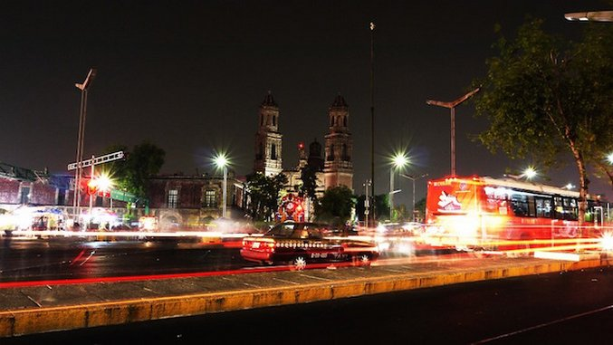 Take Five: Nightlife in Mexico City