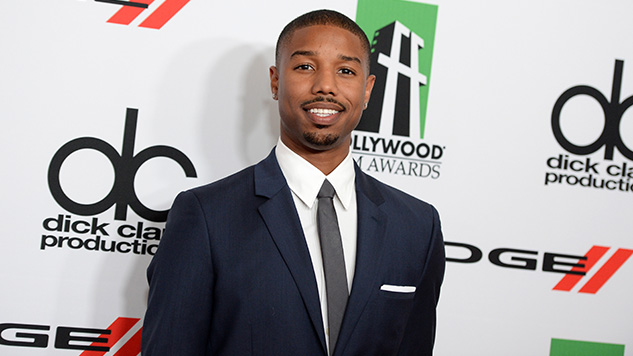 Michael B. Jordan to Play ... Methuselah? ... in Film about Living to Be 900