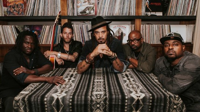 Streaming Live from <i>Paste</i> Today: Michael Franti & Spearhead