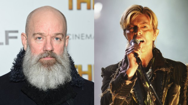Watch Michael Stipe Tell the Story of His First Meeting with David Bowie