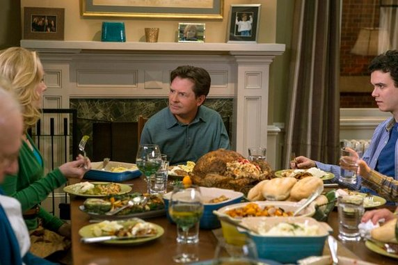 <i>The Michael J. Fox Show</i> Review: &#8220;Thanksgiving&#8221; (Episode 1.10)