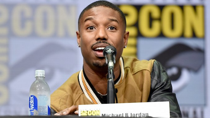 Michael B. Jordan to Executive Produce, Star in Superhero Netflix Series