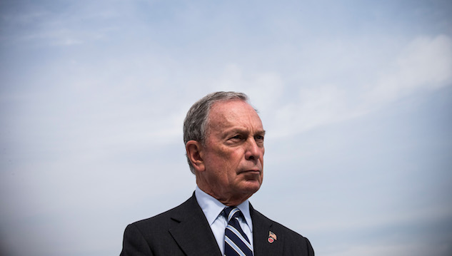 Michael Bloomberg Will Attempt to Help Democrats Take Over the House with an $80 Million Contribution