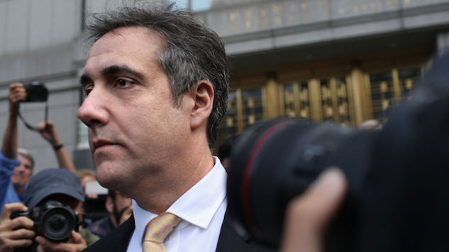 The 12 Most Stunning Bombshells of Michael Cohen's Opening Statement Against Trump