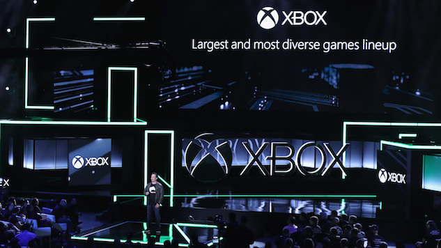 Microsoft Is Planning a Videogame Streaming Service