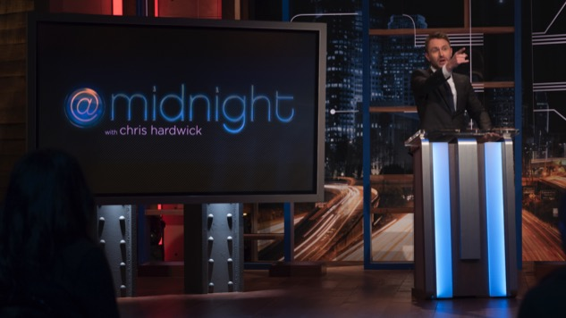 Chris Hardwick's <i>@midnight</i> Will Conclude After Four Seasons