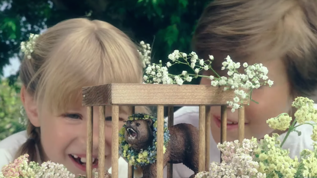 Get Your Very Own <i>Midsommar</i> Bear in a Cage Toy in a Tongue-in-Cheek A24 Ad