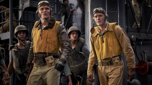 Watch the Action-Filled Teaser for Star-Studded War Film <i>Midway</i>