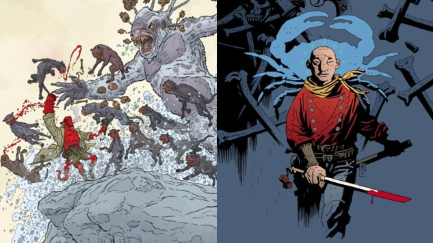 Comics Titans Mike Mignola & Geof Darrow in Conversation