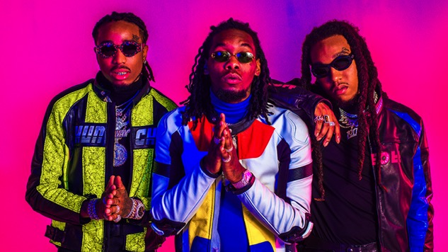 [LISTEN] Migos Premiere Their New Single,