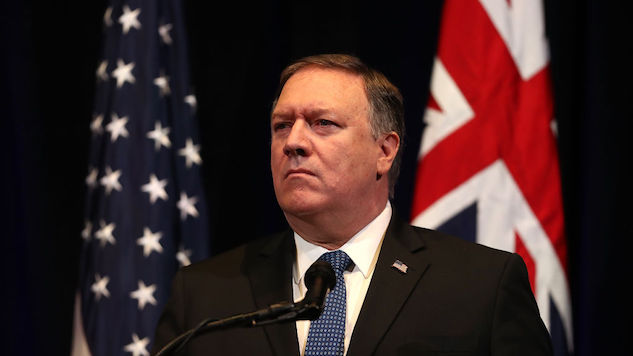 Mike Pompeo Is Ignoring Pleas from Diplomats with Children with Special Needs