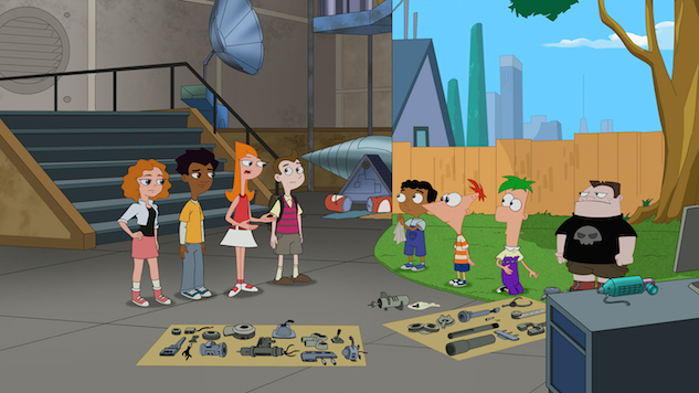 When <i>Milo Murphy&#8217;s Law</i> Meets <i>Phineas and Ferb</i>, Anything That Can Go Right, Does