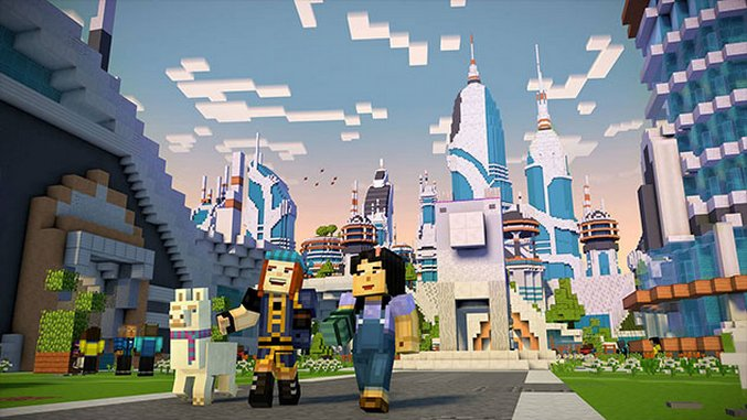 Telltale Confirms <i>Minecraft: Story Mode - Season Two</i> Release Date