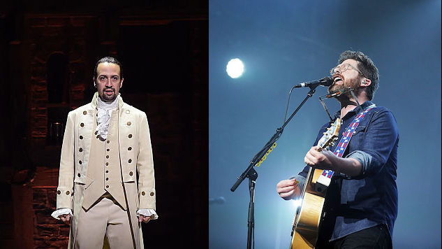 "Lin-Manuel Miranda Announces <i>The Hamildrops</i>, Enlists The Decemberists for ""Ben Franklin's Song"""