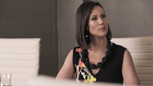 Miriam Shor on Her Big Year, Diana Trout's Fighting Instincts, and Refusing to Go Quietly