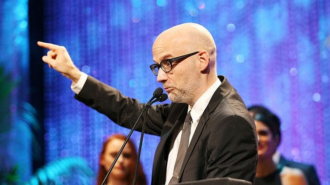 Moby Surprise-Releases Free New Album, <i>More Fast Songs About The Apocalypse</i>