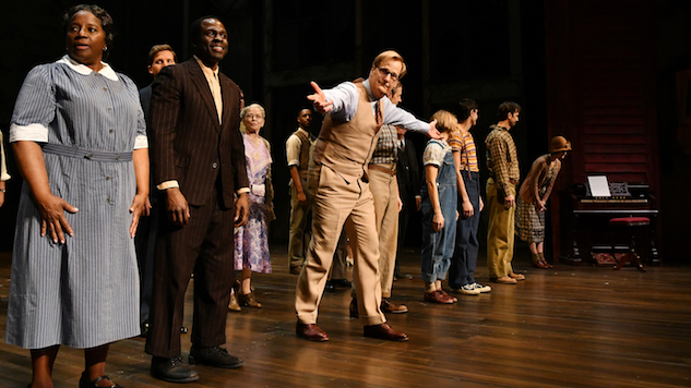 Aaron Sorkin's <i>To Kill A Mockingbird</i> Becomes Highest Single-Week Grossing American Play in Broadway History