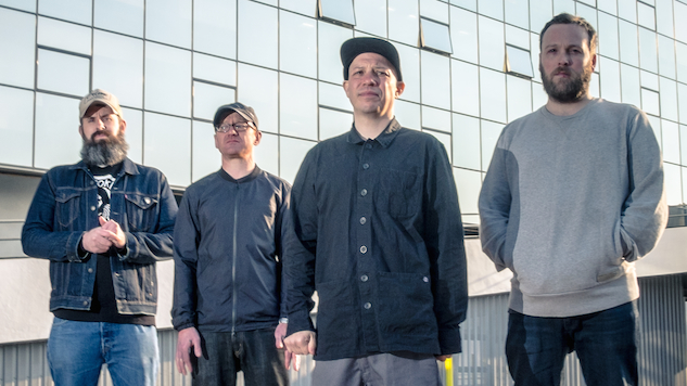 "Mogwai Release ""Donuts,"" New Song From New Sci-Fi Film <i>Kin</i>"