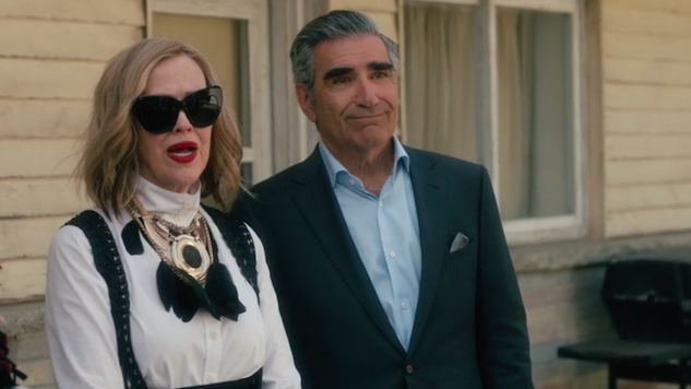 Moira's 20 Best Looks on Schitt's Creek :: TV :: Schitt's