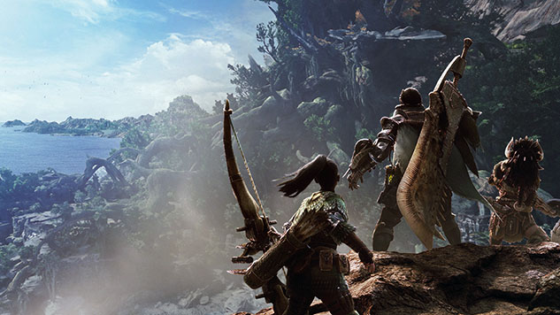 In <i>Monster Hunter: World</i>, You (and the Monsters) Are Indestructible