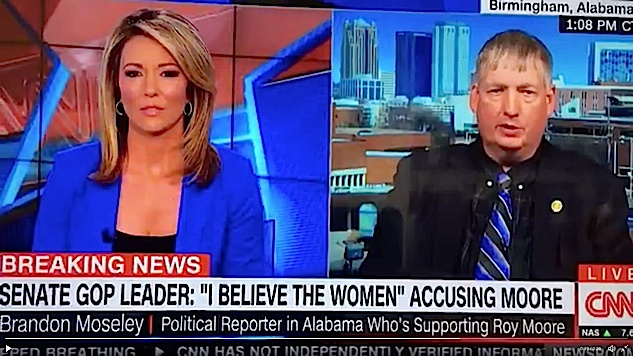 Congratulations To Cnn For Finding The Platonic Ideal Of A Roy Moore Supporter