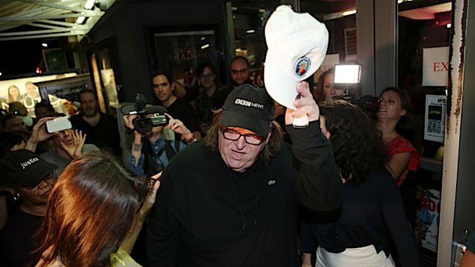 Nobody Called This Election Quite Like Michael Moore