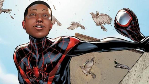 Miles Morales Will Headline 2018 Animated <i>Spider-Man</i> Film