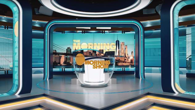 First Teaser for Apple TV+&#8217;s <i>The Morning Show</i> Revealed