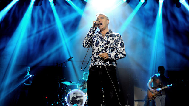 Morrissey Wishes You Lonely in New Single