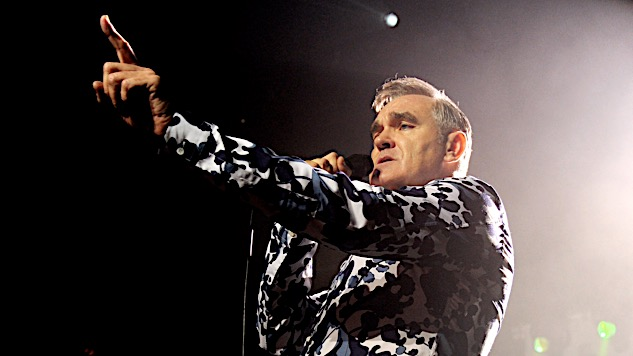 "Morrissey Is Wheelchair-Bound in New Video for ""Spent the Day in Bed"""