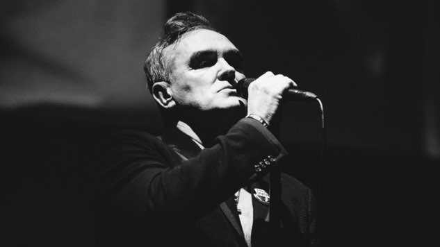 """Listen to Morrissey's New Single """"Jacky's Only Happy When She's Up On The Stage"""""""