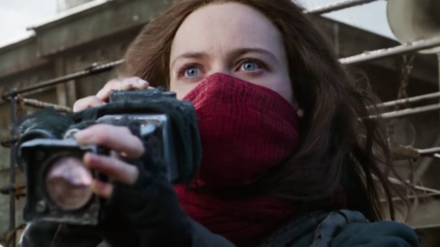 Check Out MORTAL ENGINES Trailer