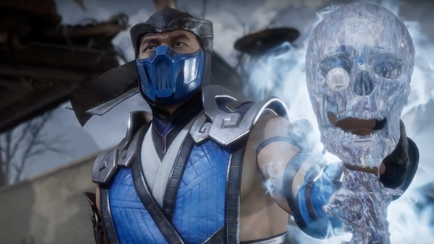 Joe Taslim Cast as Sub-Zero in Forthcoming <i>Mortal Kombat</i> Film