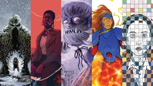 The 40 Most Anticipated Comics of 2018